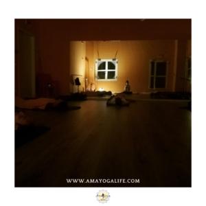 Dove è meglio praticare Yoga?